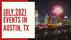 july 2021 events in austin tx